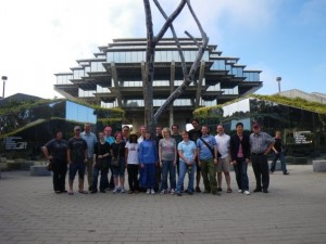 Clarion, San Diego, 2009