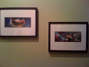 Annaliese's Gallery Show - Mermaids and Observers
