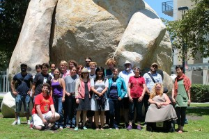 Group Photo of Clarion Writers Workshop Class of 2014